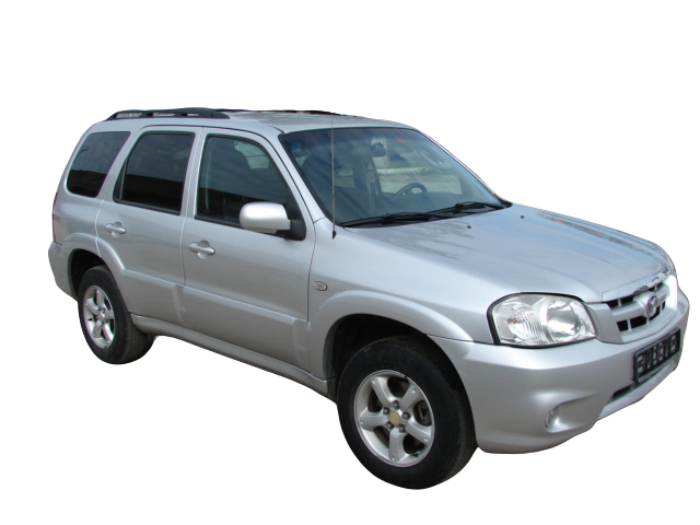 Mazda Tribute 1 generation [facelift] [2004 - 2007] Crossover 2.3 MT 4WD (150 hp) (EP)