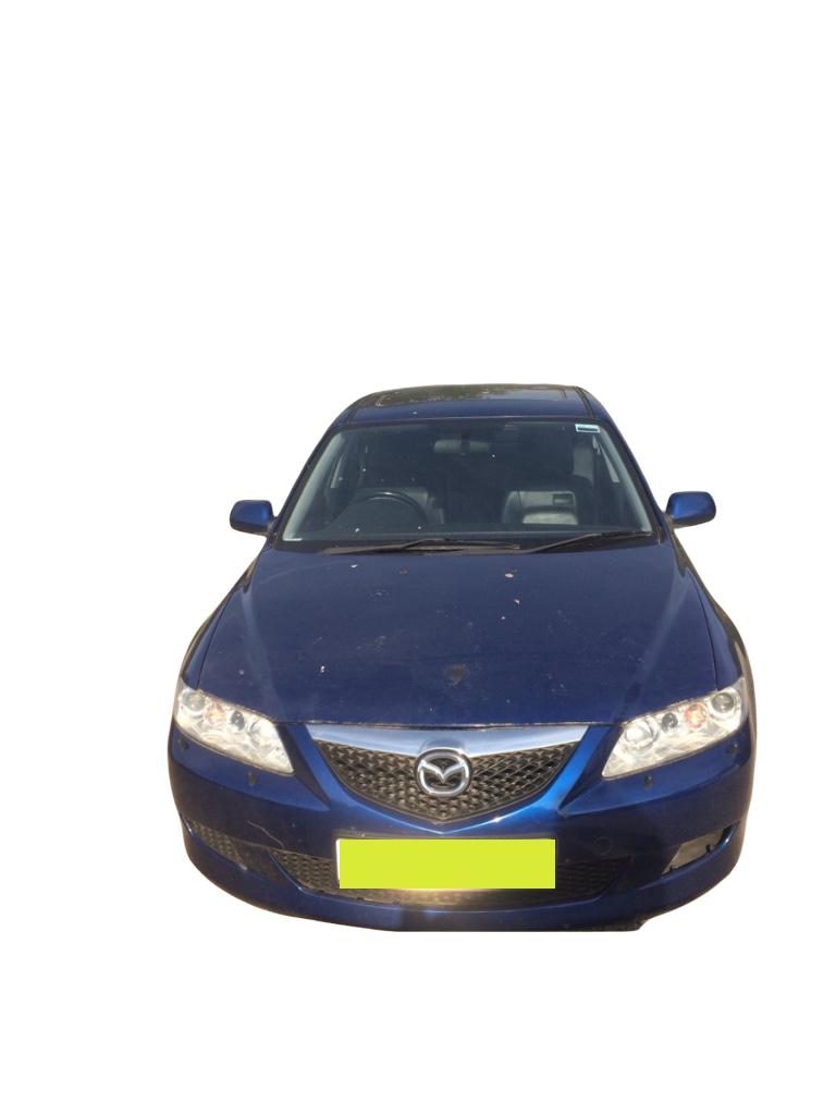 Mazda 6 GG [2002 - 2005] Liftback 2.0 MZR-CD MT (136 hp)
