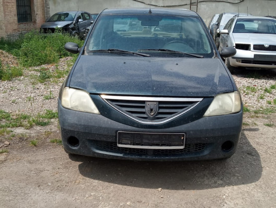 Dacia Logan 1 generation [2004 - 2008] Sedan 1.4 MT (75 hp)