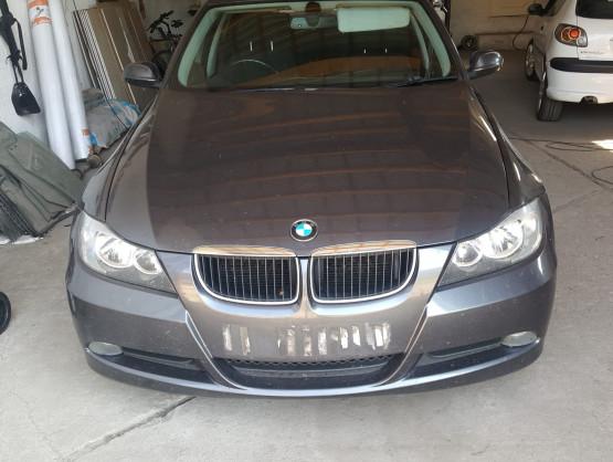 BMW 3 Series E90/E91/E92/E93 [2004 - 2010] Sedan 318i MT (129 hp)