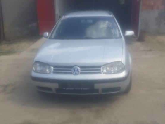 Volkswagen Golf 4 generation [1997 - 2006] wagon 1.9 TDI MT (90 hp)