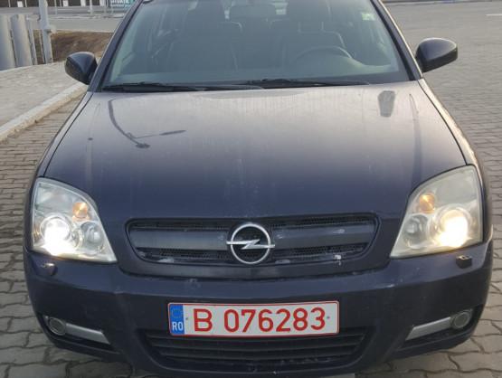 Opel Signum C [2003 - 2005] Hatchback 1.9 CDTI MT (150 hp)