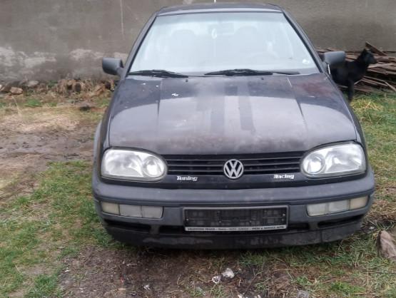 Volkswagen Golf 3 generation [1991 - 1998] Hatchback 5-doors 1.8 MT (90 hp)