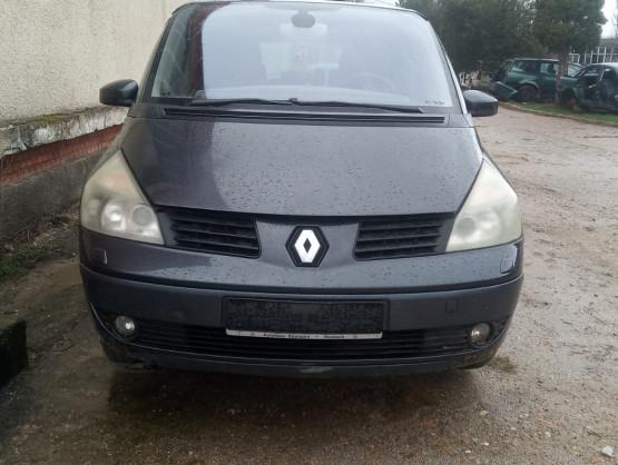 Renault Espace 4 generation [2002 - 2006] Grand minivan 5-doors 2.2 dCi MT (150 hp)