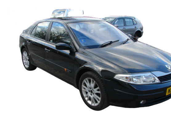 Renault Laguna 2 generation [2001 - 2005] Liftback 1.6 MT (107 hp) II (BG0/1_)
