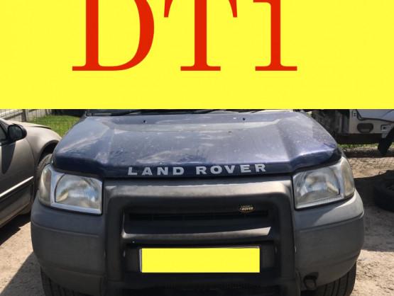 Land Rover Freelander 1 generation [1998 - 2006] Crossover 5-doors (LN)