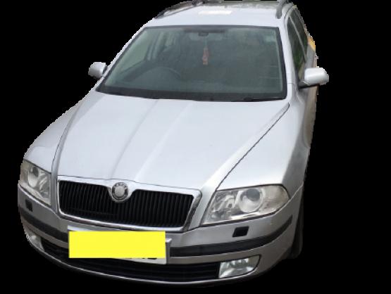 Skoda Octavia 2 generation [2004 - 2008] Combi wagon 5-doors 1.9 TDI MT (105 hp) (1Z5)