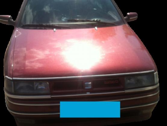 Seat Toledo 1 generation [1991 - 1999] Liftback 1.9 TD MT (75 hp) (1L)